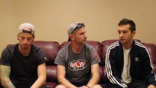 WCYY Twenty One Pilots Interview