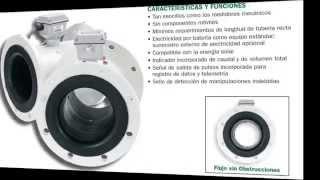 Presentación Caudalímetro Seametrics AG2000