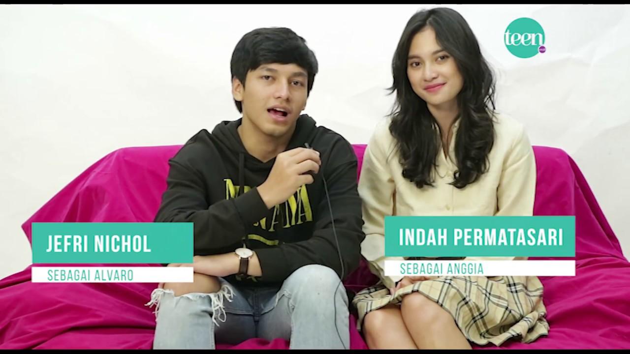 Film A: Aku, Benci & Cinta: Jefri Nichol Punya 15 Pacar ...