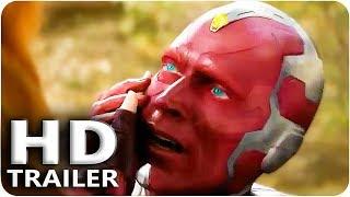 AVENGERS INFINITY WAR The End Of Vision Trailer (2018) Marvel