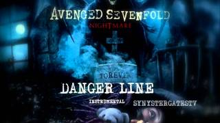Avenged Sevenfold - Danger Line (Official Instrumental)