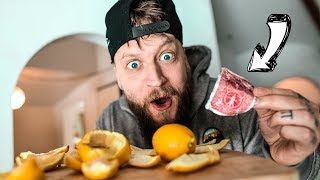 IMPOSSIBLE Lemon Magic Trick!!!