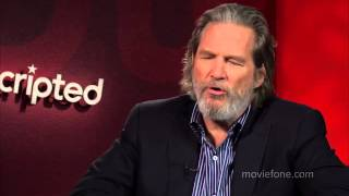 Unscripted with Jeff Bridges and Olivia Wilde