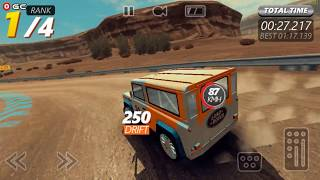 Rally Racer EVO / Rally Racer Drift Game / Android Gameplay FHD #3