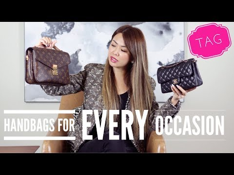 Choosing a Handbag for Every Occasion TAG | Mel in Melbourne