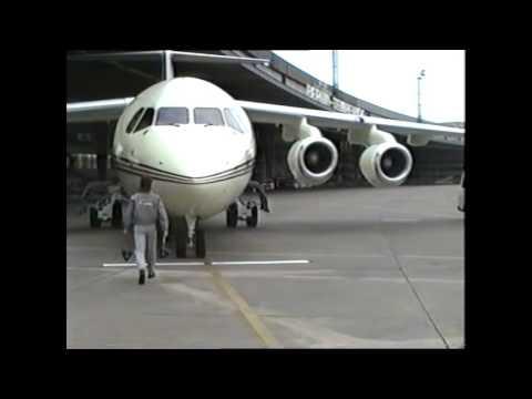 Flughafen Tempelhof (THF) im Jahr 1993