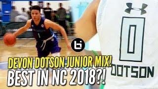 Is Devon Dotson the #HoopState's Next Best Guard?! Junior Year Mixtape