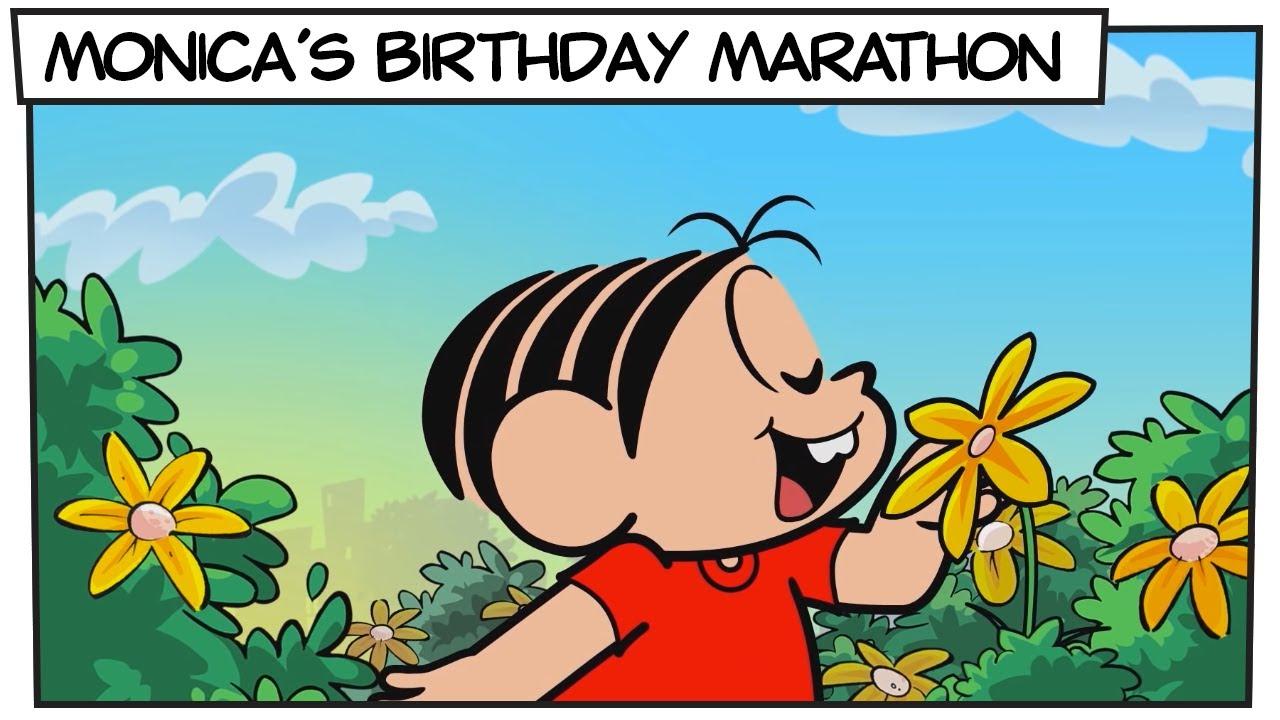 Download Monica and Friends | Monica's Birthday Marathon 🎂🥳