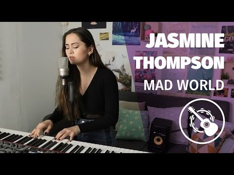 Jasmine Thompson — Mad World