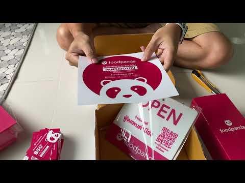 ขายอาหารออนไลน์ ep1 [แกะกล่อง Foodpanda tablet] ไม่มีหน้าร้านก็ขายได้ | ข้อมูลทั้งหมดเกี่ยวกับสมัคร foodpanda ร้านอาหารที่สมบูรณ์ที่สุด