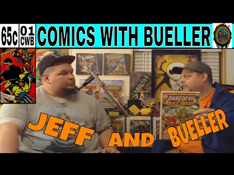 Comics with people who hate comics Episode #1