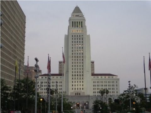 Haunted Buildings In Downtown Los Angeles