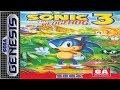 [LONGPLAY] GEN - Sonic The Hedgehog 3 & Knuckles (HD, 60FPS)