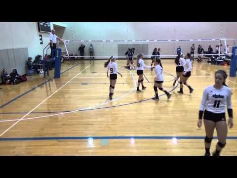 Skyline Juniors Volleyball 16 Molten Royal VS 16 OKC