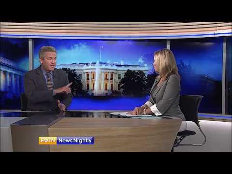 Trump's plan with Afghanistan-ENN 2017-08-21