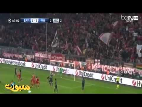 Bayern Munich vs Manchester United 3 1 2014 → All Goals UEFA 360p