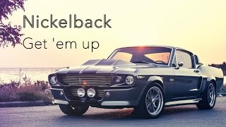 Nickelback - Get
