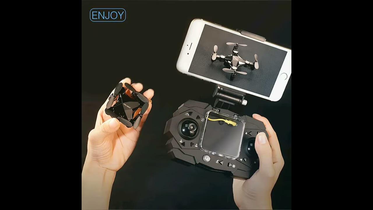 Топ Квадрокоптер Мини Rc Drone 901h Quadcopter с 1080P Wi-Fi камера HD картинки
