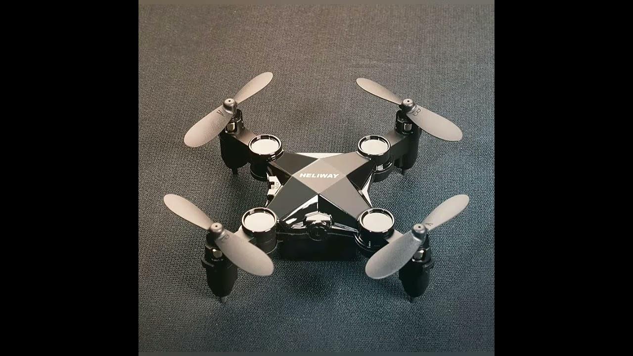 Топ Квадрокоптер Мини Rc Drone 901h Quadcopter с 1080P Wi-Fi камера HD фото