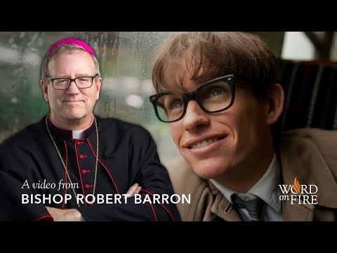 """Bishop Barron on """"The Theory of Everything"""""""