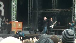 Stone Sour at Sweden Rock Festival
