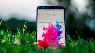 видео LG G3 получит QHD-дисплей и корпус из поликарбоната