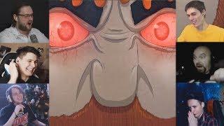 """""""Реакции Летсплейщиков"""" на Обезумевшего Тодда из Sally Face Ep3"""