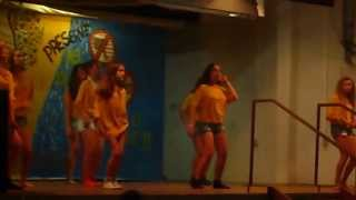 Baila muchacha canuco dança