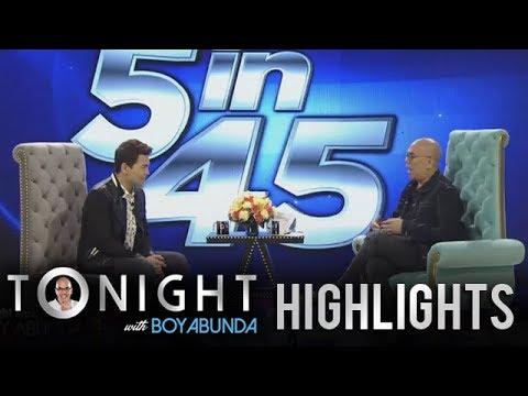 TWBA: Daryl Ong Takes On 5 In 45