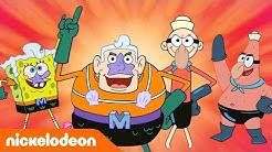 🔴 JETZT LIVE: SpongeBob Schwammkopf | Unterwasser-Helden! | Nickelodeon Deutschland
