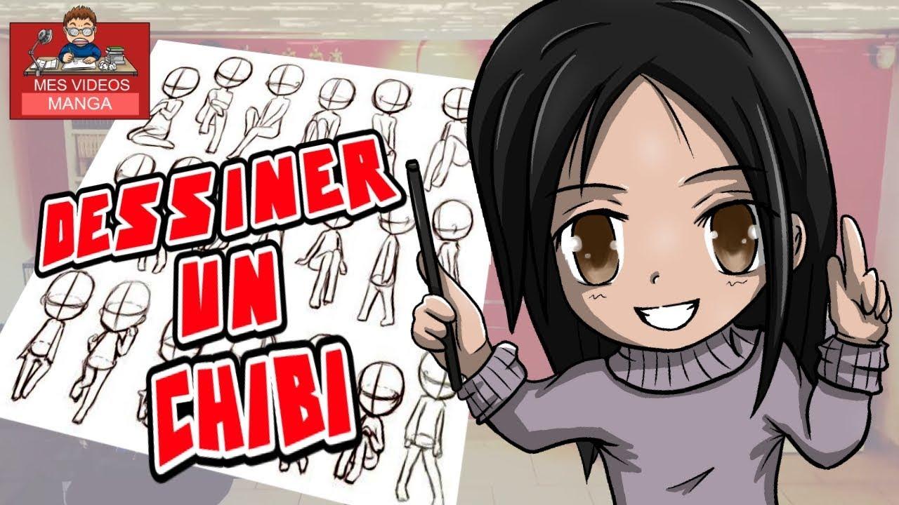 Tuto manga 04 dessiner un chibi youtube - Dessiner un manga ...