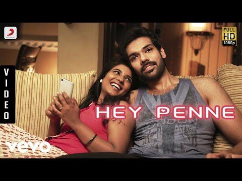 Kattappava Kanom - Hey Penne Tamil Video | Sibirajm, Aishwarya Rajesh