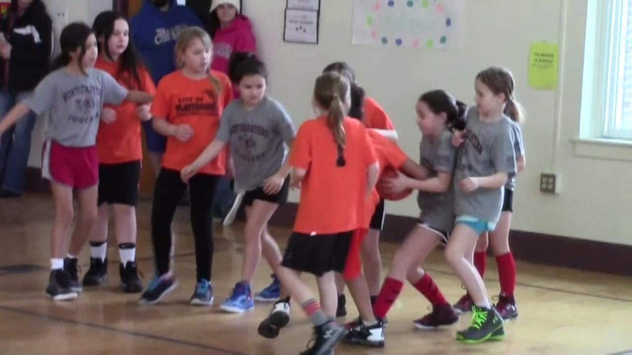 Champlain-Rouses Point - City 3&4 Girls  2-4-17