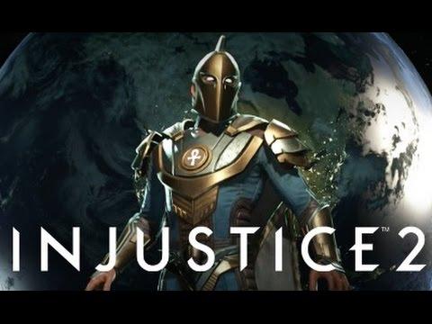 Injustice 2 - Doctor Fate Arcade Ending (SPOILER)