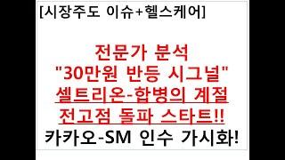 """[시장주도 이슈+헬스케어]전문가 분석""""30만원…"""