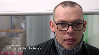 Le dispositif emploi accompagné avec les témoignages d'Alain Saint-Lo et Tartefrais