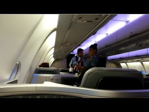 Flight Report Malaysia Airlines New Business Class Kuala lumpur - Bangkok - Beijing
