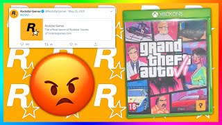 GTA 6 Release Date....DEBUNKED As Rockstar Games Responds - Fans Are FURIOUS & Insider Drama Builds!