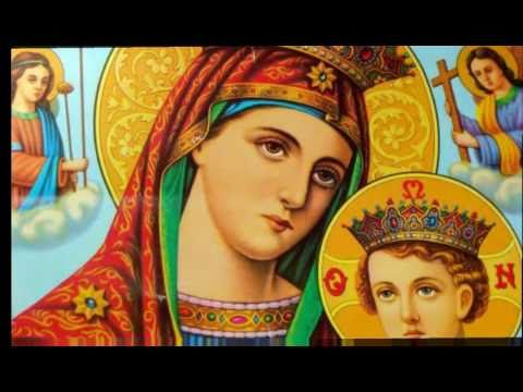 MARIAM DINGLE NIE NABANA  (eritrean  orthodox TEWAHDO mezmur)