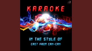 Allez-Vous-En, Go Away (Karaoke Version)