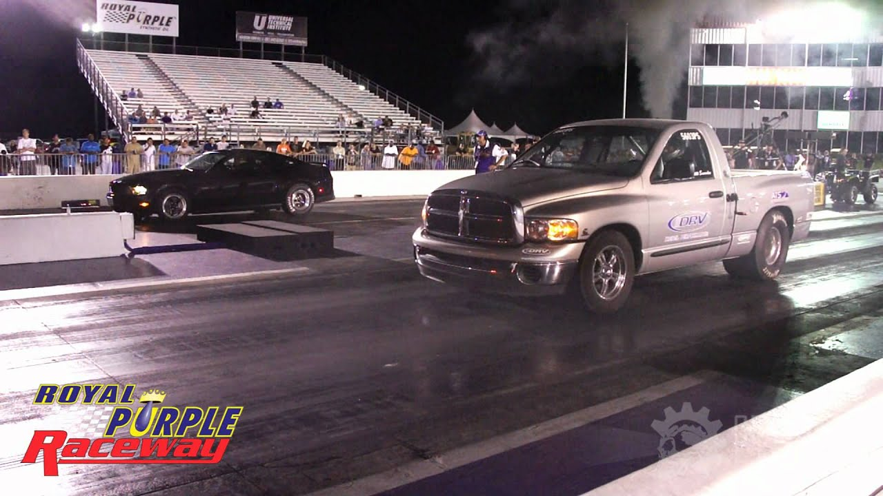 Crazy Fast Dodge Ram Wreck Legal Street Racing 4 6 12