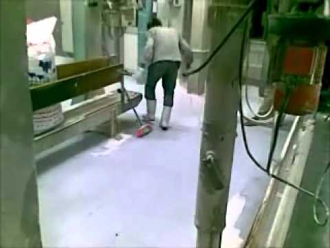 Magic Self-level Epoxy Flooring.wmv