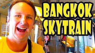 How to Ride Bangkok's BTS Skytrain and MRT Subway