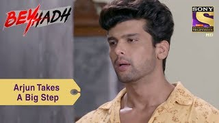 Your Favorite Character | Arjun Takes A Big Step For Maya | Beyhadh