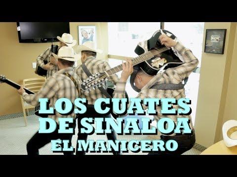 LOS CUATES DE SINALOA - EL MANICERO (Versión Pepe's Office)