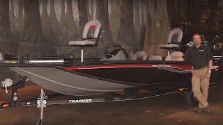 TRACKER Boats: 2016 Pro Team 195 TXW Mod V Fishing Boat Walkaround Review