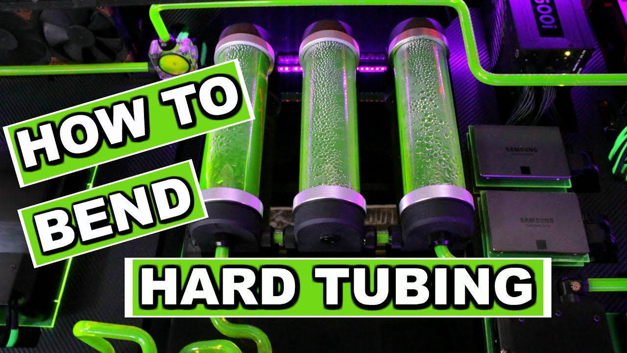 How To Bend Hard Tube Tutorial Tips Amp Tricks A