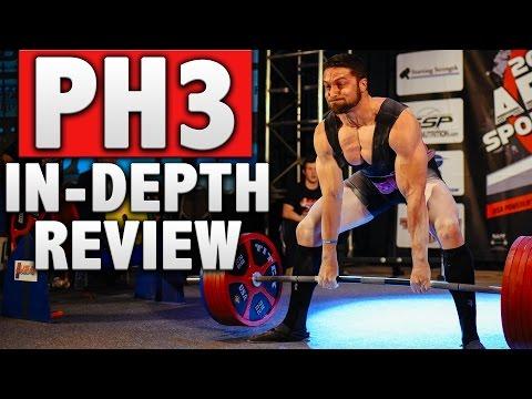 LAYNE NORTON'S PH3 PROGRAM: IN-DEPTH REVIEW - YouTube