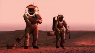 "NASA zeigt Mars-Raumschiff ""Orion"""
