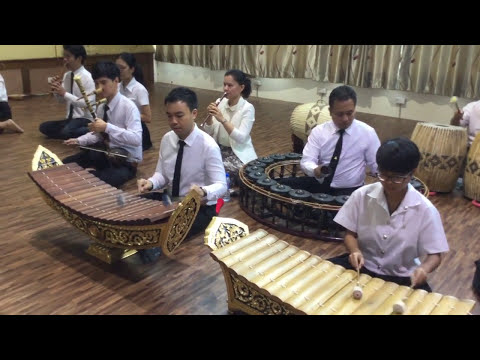 Thai Traditional Music Ensemble